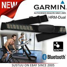 Garmin HRM-Dual│Heart Rate Monitor Strap│For Edge 1030/1000/820/810/800/Explore