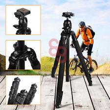 Professional Ball Head Tripod Stand for Canon Nikon Sony Camera DSLR Wf-6662a UK