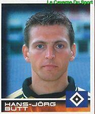 226 HANS-JÖRG BUTT DEUTSCHLAND HAMBURGER.SV STICKER BUNDESLIGA 2001 PANINI