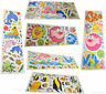 Children's Room Bathroom Wall Stickers Fish Themed Sticker Under The Sea Dolphin