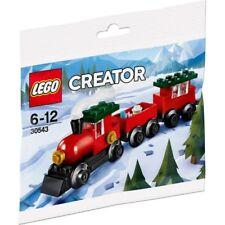 Lego Creator Set 30543 Treno di Natale, 66 Pezzi Sacchetto Plastica