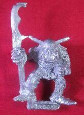 Warhammer Citadel 1987 Ruglud's blindado orcos: Trooper B