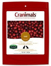Cranimals Gold for Cats & Puppies 120g DHA Omega 3 skin & brain
