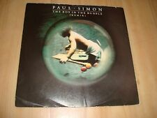 "PAUL SIMON-THE BOY IN THE BUBBLE [REMIX](WARNER 7"")"