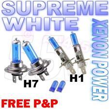 Vauxhall Astra H & Corsa C Xenon main & dip Beam Upgrade Bulbs H1 H7 501