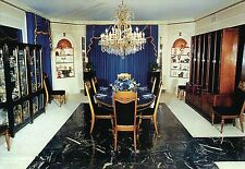 Elvis Presley, The Dining Room at Graceland , Memphis, Tennessee --- Postcard