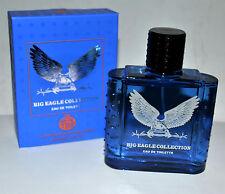 Big Eagle Blue Men/100 ml/OVP/NEU/Made in Paris