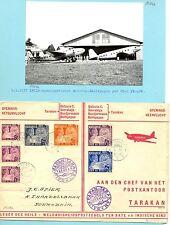 NED INDIE  1937-1-9   SFC +   SALVATION ARMY   + DOCUMENTATIE     F/VF