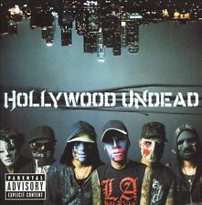 Swan Songs [PA] by Hollywood Undead (CD, Kmk Icp Hed Pe Metal Rap ☠