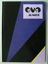 FKK Fotobuch Eva Junior G. Berendt 1985 Jahr Nudisten 100 Seiten NEU