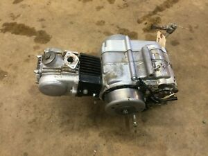 2007 Honda CRF70 Engine (Locked UP)