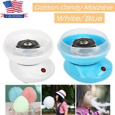 Electric Cotton Candy Machine Cotton Machine Diy Gift Portable Sweet Sugar Home