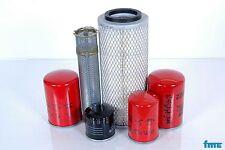 Filterset Kramer 312 SLX Motor Deutz F3L912 Filter