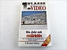 1. Klasse Video Ein Jahr mit Märklin Höhepunkte 1996 VHS Cassette