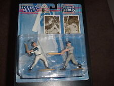 1997 Starting Lineup Classic Doubles Mickey Mantle/ Roger Maris