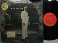 Country Lp Tennessee Ernie Ford Make A Joyful Noise On Capitol