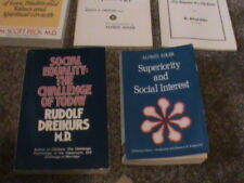 Lot of 16 Psychology PBs:REALITY THERAPY,THE DREAM GAME,ESCAPE FROM FREEDOM---