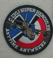 First Patch C-130J Super Hercules French-German Transport Squadron Air Force