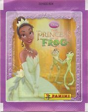 FIGURINE STICKERS DISNEY THE PRINCESS AND THE FROG • 50 BUSTINE PANINI