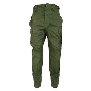 Army Trouser Original Belgian Military Belgium Combat Tactical Work Cargo Pant