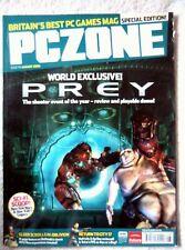 62534 Issue 170 PC Zone Magazine 2006