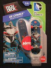 NEW! TECH DECK DC Comics Black Manta 3/6 Finger board