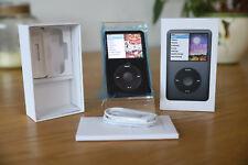 Réduit! rénové 500 Go/512 Go iPod Classic 7th Gen NOIR (160 Go)