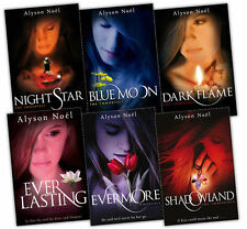 The Immortals Series 6 Books Collection Set by Alyson Noel