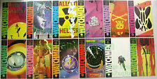 Watchmen #1-12 Complete Set Run 1st print Alan Moore Excellent Copies! BIG PICS!