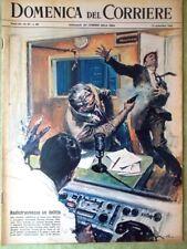 La Domenica del Corriere 15 Settembre 1963 Alessandra Jugoslavia Grace Monaco