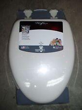 padded toilet seat elongated. Bemis 113ec 006 Soft Elongated Closed Front Toilet Seat Bone Padded Seats  eBay