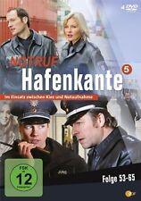 """4 DVDs  * NOTRUF HAFENKANTE  ~  STAFFEL 5   # NEU OVP """""""