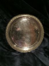 Gorham Co Silver Soldered Tray