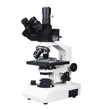 40-2000x Professional Trinocular Vet Clinical Doctor Medical Compound Microscope