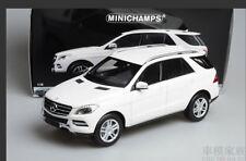 1:18 Mercedes-Benz ML350 M-KLASSE Die Cast Model White