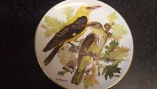 WORLD WILDLIFE FUND  BIRD PLATE  By URSULA BAND    PIROLE ORIOLE  PLATE No 6932F
