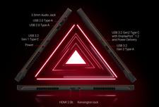 "Asus ROG Zephyrus S ultra Slim 15.6"" 144Hz/i7-9750H/40GB RAM/1TB /RTX 2070 Max Q"