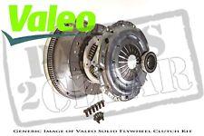 VW Polo 1.9 Tdi Solid Flywheel Clutch Kit Valeo 65 Aef Dxf 1999 - 2001