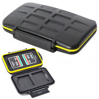 Flash Memory Card Storing Protection Waterproof Case Compact Flash CF