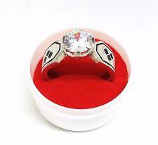 Stunning Batman Harley Quinn 925 Sterling Silver Engagement Ring-Free Ship-Gift$