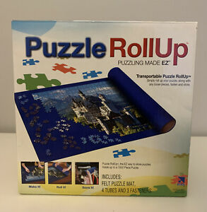 *NEW* Jigsaw Puzzle Rollup Mat Open Stock  Preserve Storage