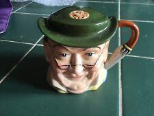 Vintage/Antique Royal Winton Grimwades character pot - Pickwick Dickens