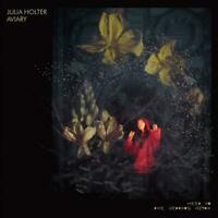 JULIA HOLTER ‎– AVIARY LIMITED EDITION TRANSPARENT 2x VINYL LP (NEW/SEALED)