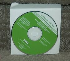 Dell Windows XP Professional full version Service Pack SP2 Reinstall CD disc