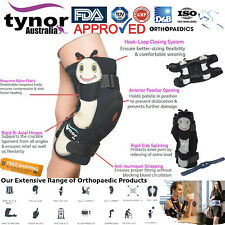 Tynor™ Child Knee Brace Hinged Kids Knee Pad Wrap For Tendon & Ligament Injuries