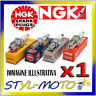 CANDELETTA D'ACCENSIONE NGK SPARK PLUG YE07 STOCK NUMBER 6092