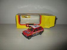 FIAT PANDA RALLY NM.103 BURAGO COD.4113 SCALA 1:43