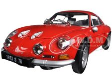 RENAULT ALPINE A110 1600S RED 1/18 DIECAST MODEL CAR BY KYOSHO 08484