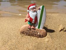 Personalised Christmas Tree Ornament/Decoration - Beach Santa