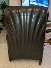SAMSONITE Cosmolite Spinner (81cm) - Charcoal - Good Condition - iconic shell